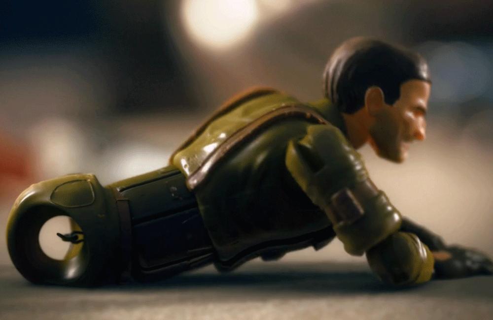Cartoon Network - Toy Soldier