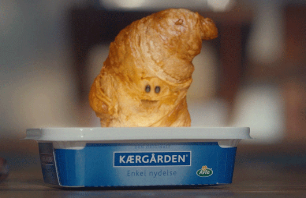 Arla - Brød Elsker Kærgården
