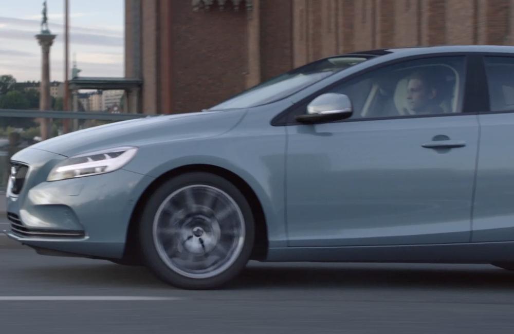 Volvo - V40 Reveal