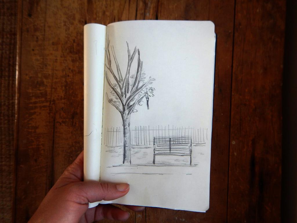 Felizme_Sketch_thepark