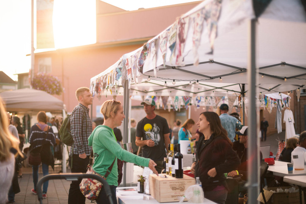 Become a vendor - We invite you to be part of one of the best events of the summer festival season on San Juan Island.