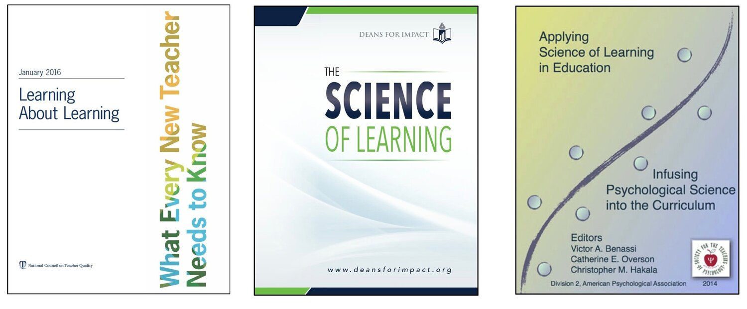 Download these six must-read reports from our collaborators! – Retrieval Practice