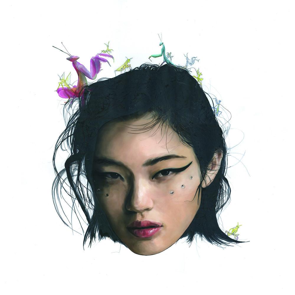 Mantis Queen