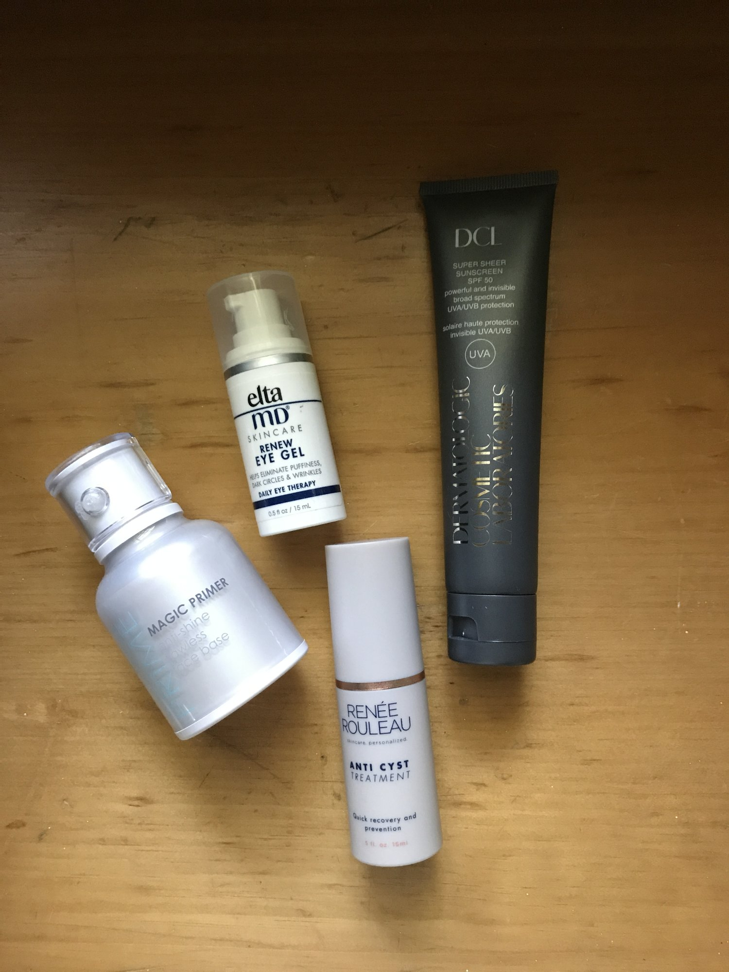 f385e03a802 Current Skin Care Faves — Classically Taylored