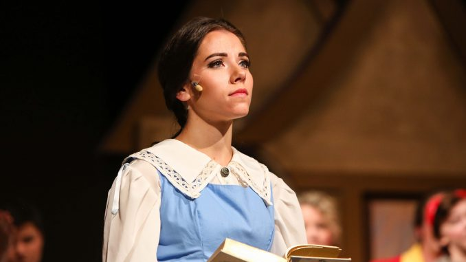 "Playing Belle is the role of a lifetime for Hannah Grischke in CTH's ""Beauty and the Beast"""