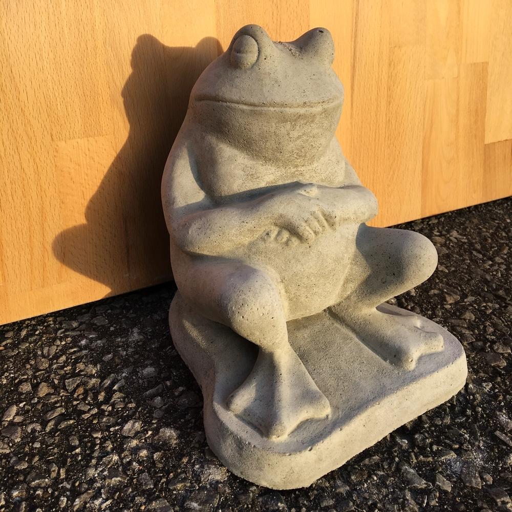 Resting Frog $18