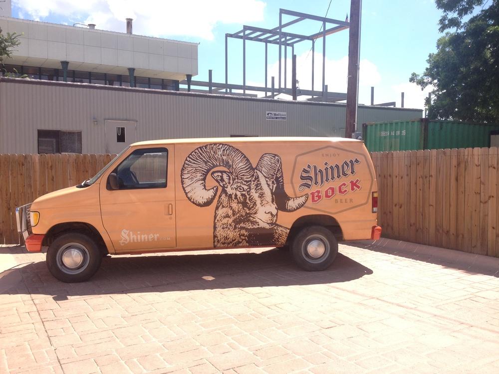cool van!