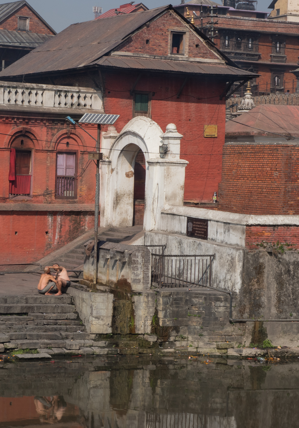 Pashupatinath Temple, 2015