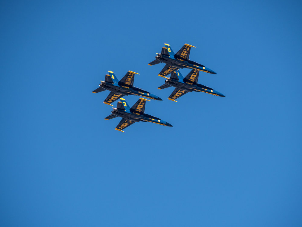 Blue Angels, 2016
