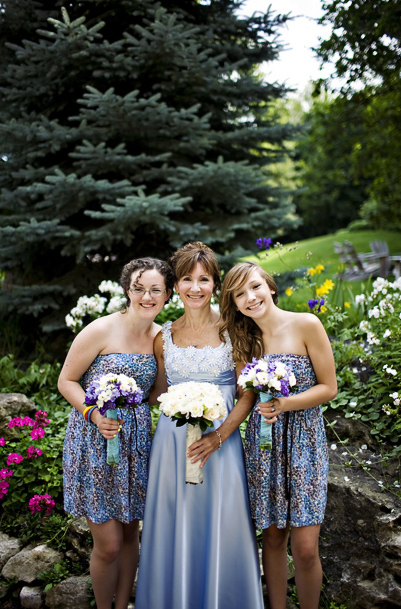 millcroft inn wedding party