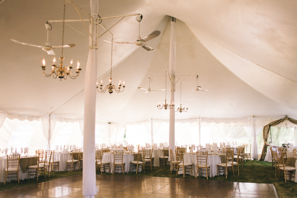 aurora ontario tent wedding at willow springs winery