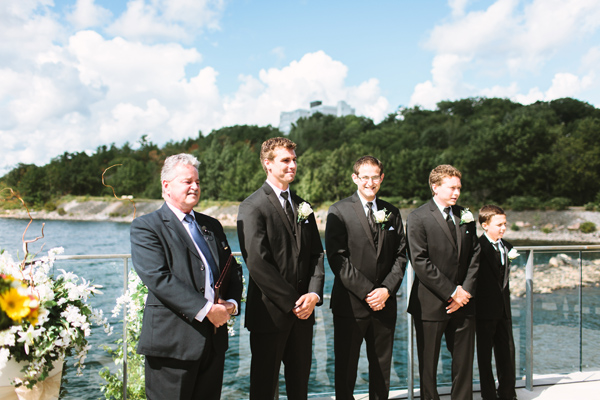 parry sound wedding photography