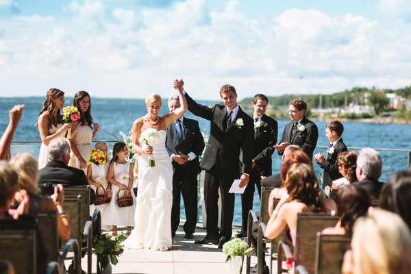 parry sound ontario wedding photojournalist