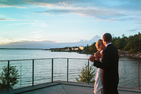 wedding photography parry sound