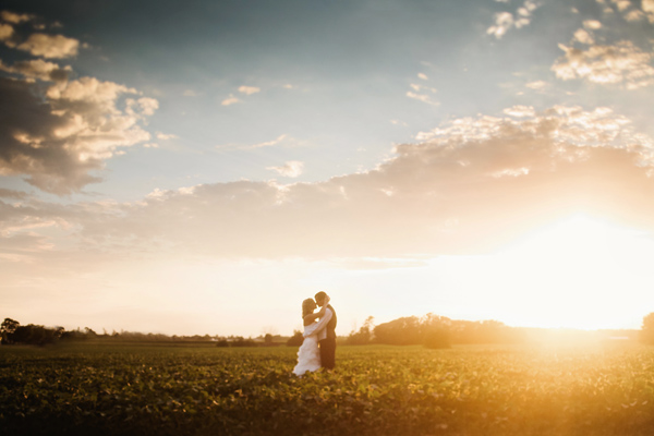 farm wedding photos in waterloo ontario
