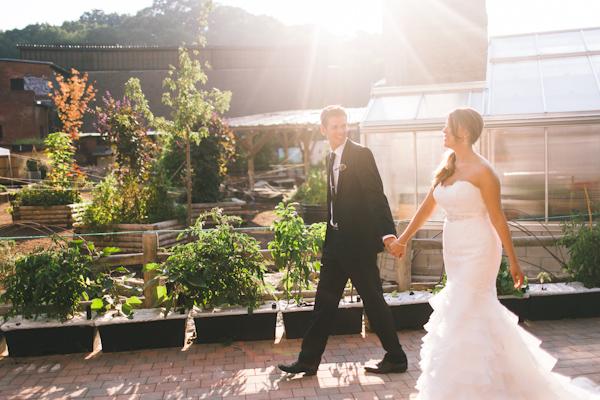 Berkley Church Wedding Photography.