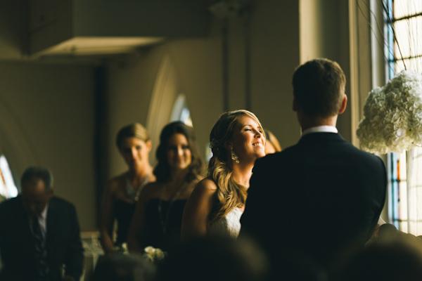 Berkley Church Wedding Photographer Taylor Roades at Wedding Ceremony