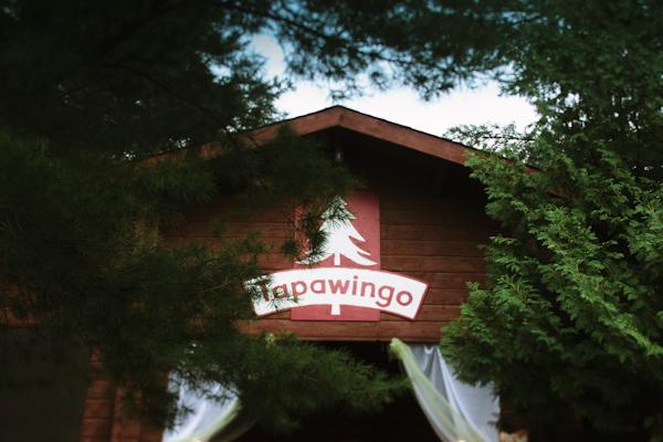 camp tapawingo wedding photos