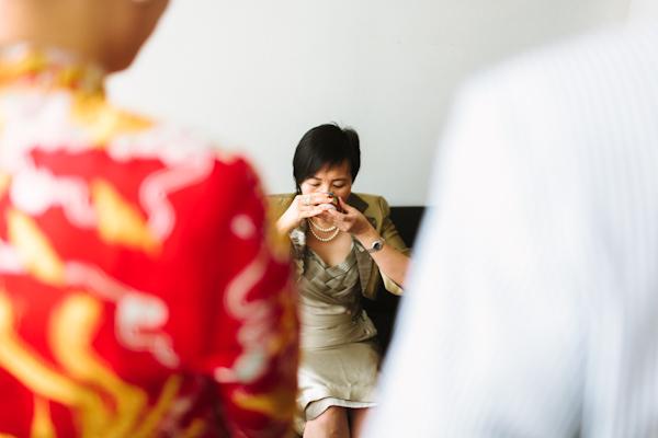 chinese wedding tea ceremony.