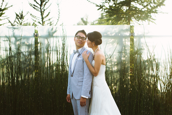 couple looking in love at wedding photographed by taylor roades