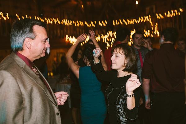 dancing time at london wedding