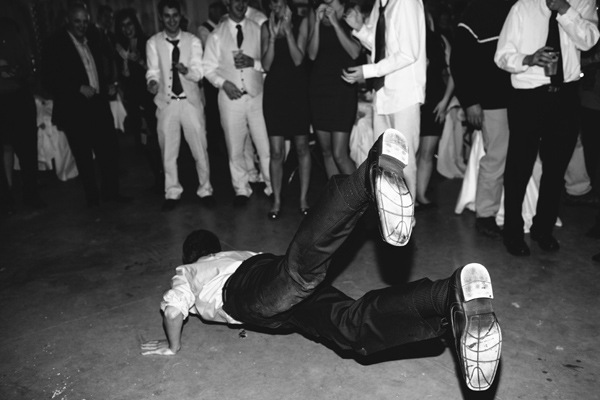 the snake dance move at a wedding in london ontario