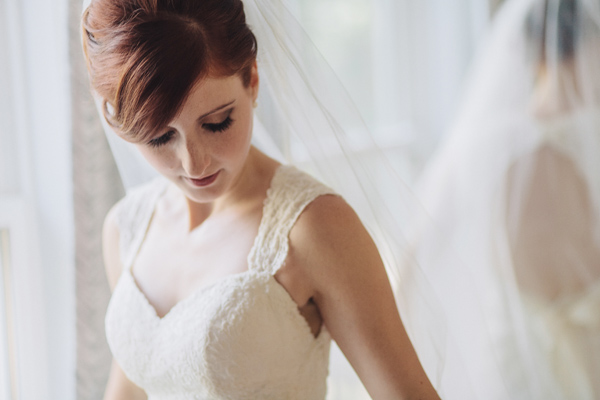 bridal portrait by Toronto photographer Taylor Roades