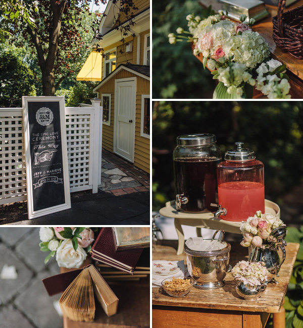antique wedding trend inspiration