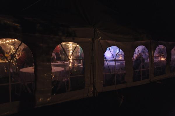 ontario tent wedding venue