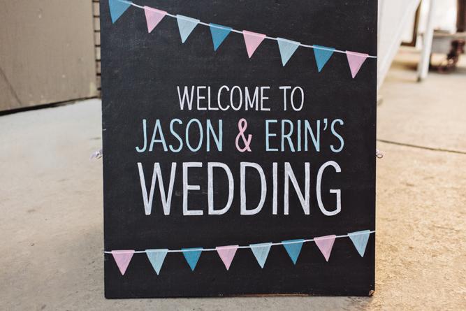beautifully designed wedding in Victoria BC