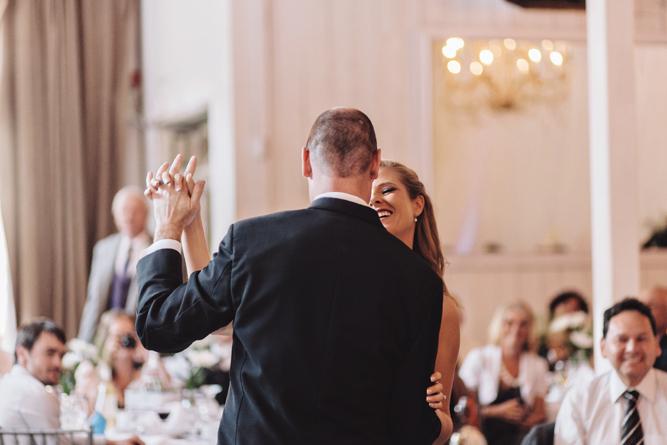 best action shots wedding