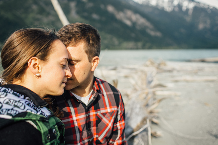british columbia wedding proposal photography