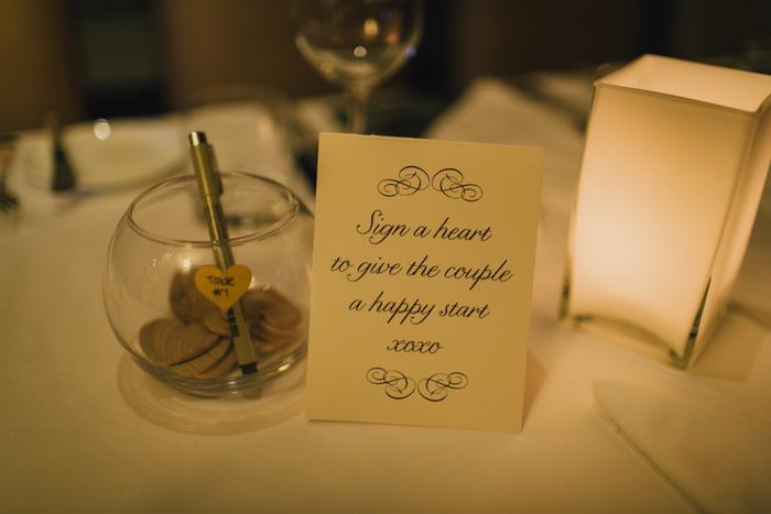 cute guestbook idea for wedding