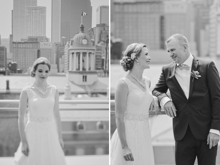 rooftop wedding photo inspiration