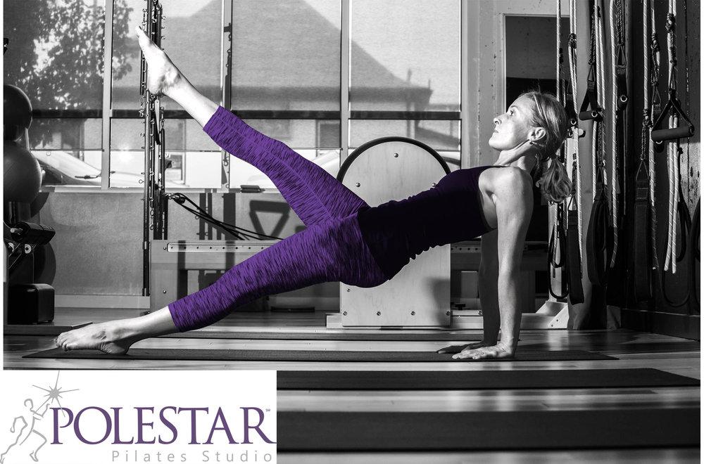 Sarka Ruzickova - Polestar Pilates Studio