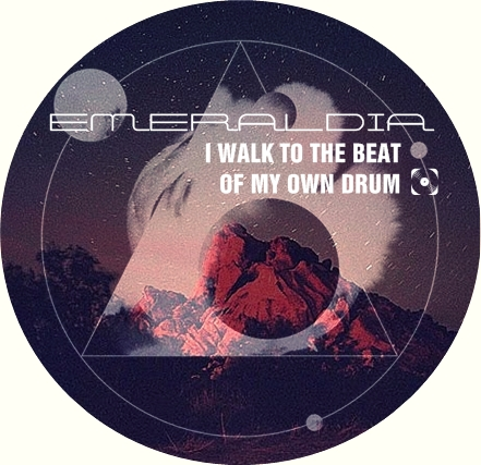 Cover - I Walk to the beat of my own drum E.P