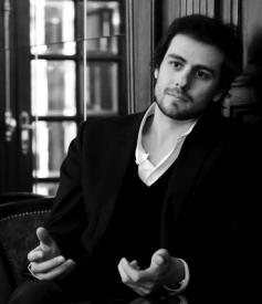 Thibault Di Maria, fondateur des Dédicaces & Empreinte Mag
