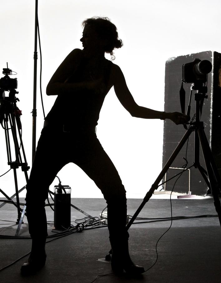 Laurence Guenoun, photographe & fondatrice de Plateform Mag