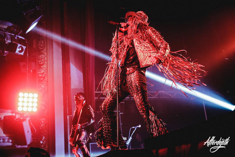 Rob Zombie - octobre 2016 - Le Trianon