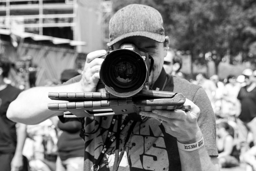Alexandre Fumeron, créatif chez BETC digital & photographe