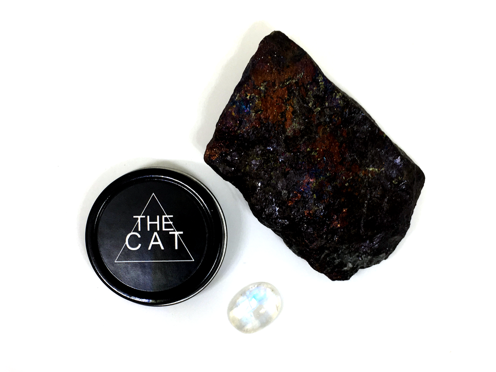 the cat anointing balm