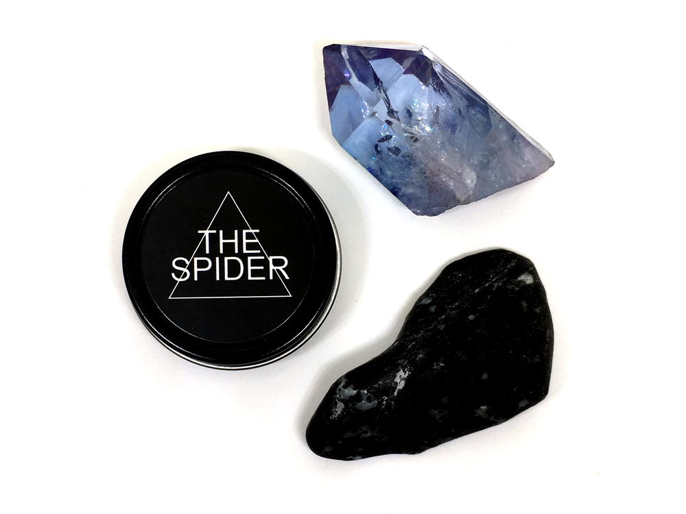 the spider anointing balm