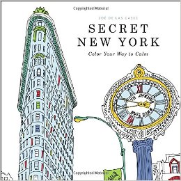 $17.34 Secret New York: Color Your Way to Calm by Zoe de la Cases