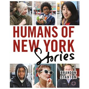 $25 Humans of New York by Brandon Stanton
