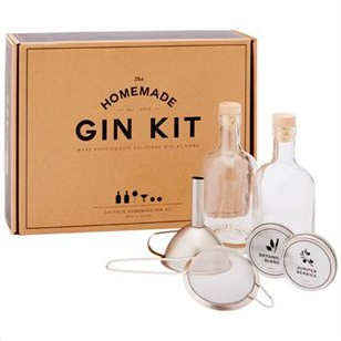 $60 CAD Homemade Gin Kit