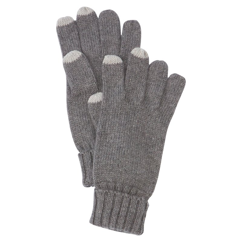 $19.50 CAD Intarsia Touch Gloves