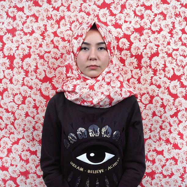 "$500+ CAD   Leila Syed-Fatemi, ""Zainab I, 2014"""
