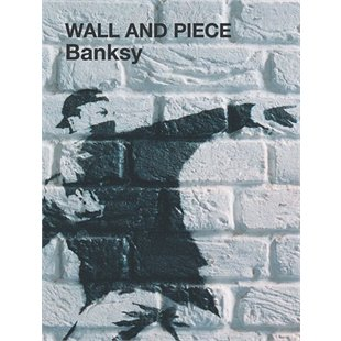 $22.45 CAD Wall and Piece by Banksy