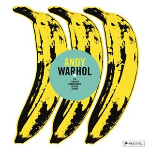 $65 CAD Andy Warhol: The Complete Commissioned Record Covers by Paul Marechal