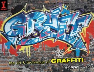 $19.59 CAD Graff: The Art & Technique of Graffiti by Scape Martinez